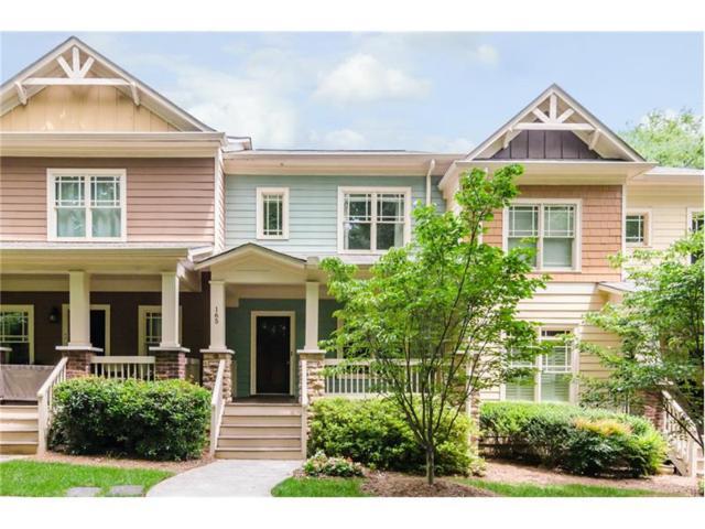 165 Blackwell Lane #165, Marietta, GA 30060 (MLS #5856941) :: North Atlanta Home Team