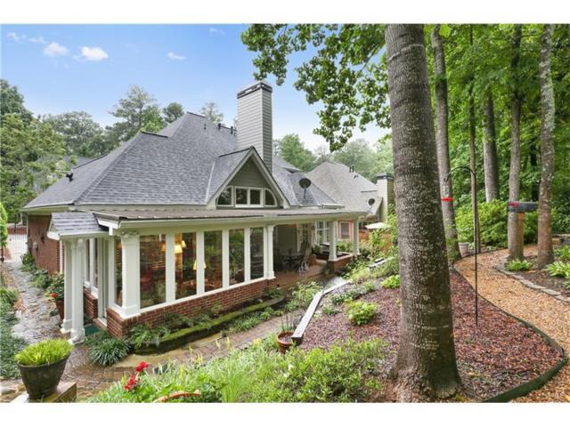 840 Enclave Walk, Roswell, GA 30075 (MLS #5857016) :: North Atlanta Home Team