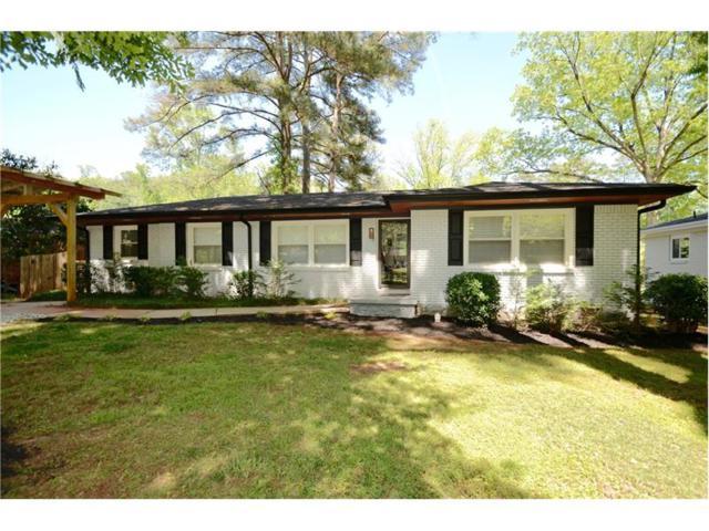 3510 Misty Valley Road, Decatur, GA 30032 (MLS #5857124) :: North Atlanta Home Team