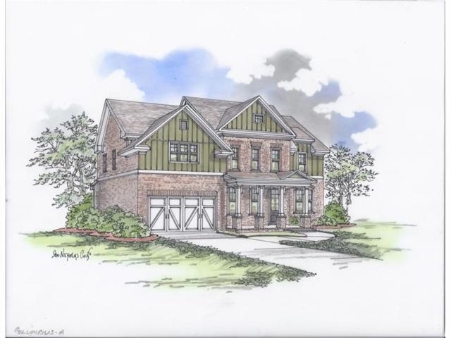 2480 Castle Lane NE, Marietta, GA 30062 (MLS #5857199) :: North Atlanta Home Team