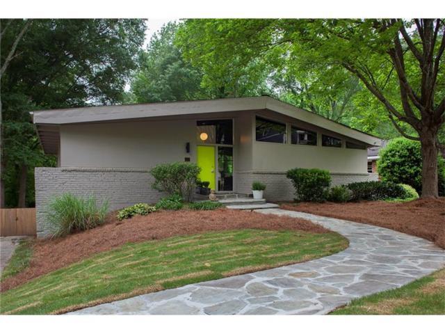 383 Valley Brook Drive, Atlanta, GA 30342 (MLS #5857227) :: North Atlanta Home Team