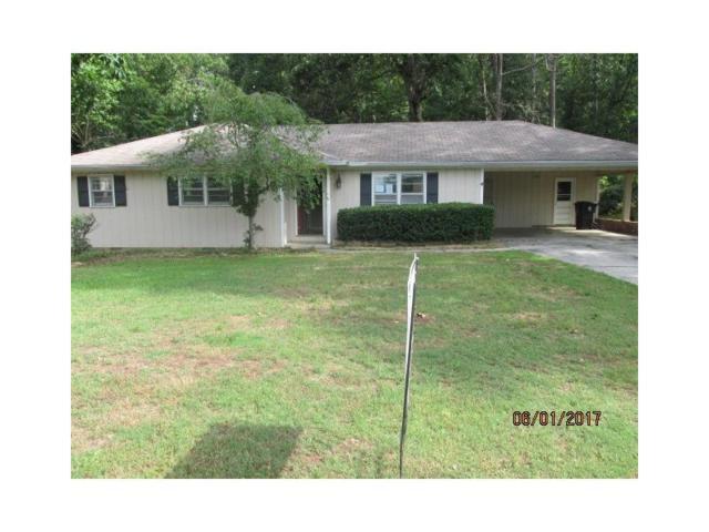 116 Hycliff Road SW, Rome, GA 30165 (MLS #5857273) :: North Atlanta Home Team