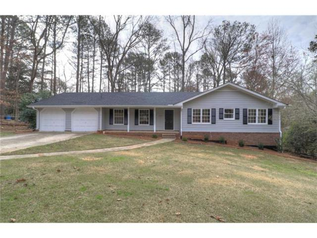 1563 Pedro Drive, Mableton, GA 30126 (MLS #5857348) :: North Atlanta Home Team
