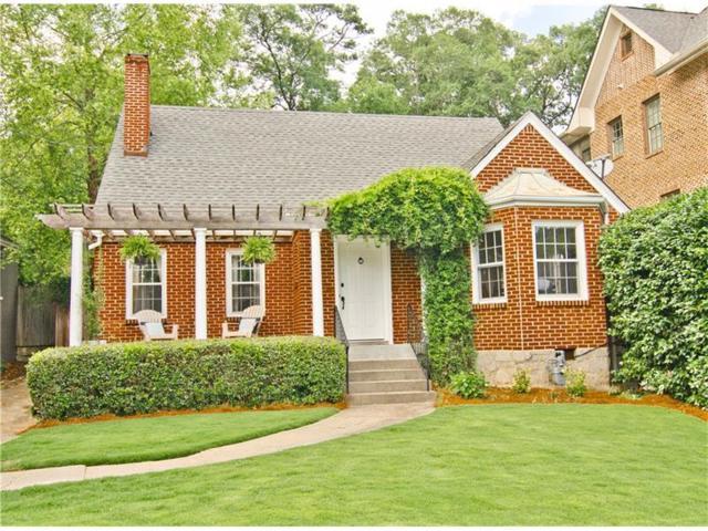 240 Springdale Drive NE, Atlanta, GA 30305 (MLS #5857398) :: North Atlanta Home Team