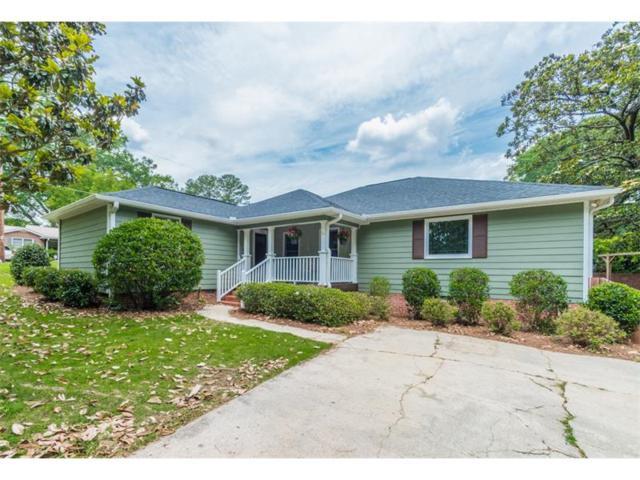 731 Medlock Road, Decatur, GA 30033 (MLS #5857540) :: North Atlanta Home Team