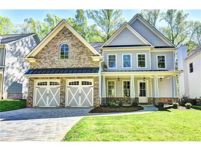 515 Holcomb Bridge Road, Norcross, GA 30071 (MLS #5857631) :: North Atlanta Home Team