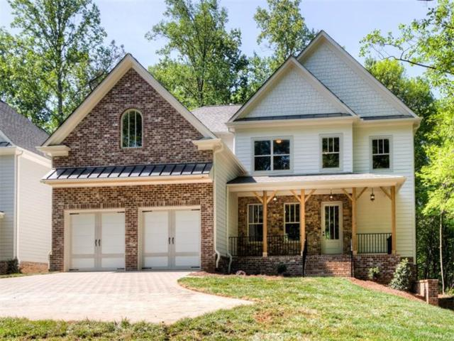 519 Holcomb Bridge Road, Norcross, GA 30071 (MLS #5857656) :: North Atlanta Home Team