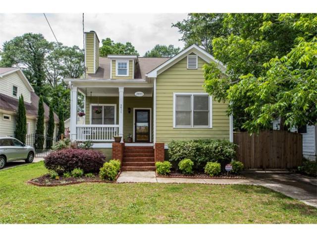 3411 Bachelor Street, East Point, GA 30344 (MLS #5857735) :: North Atlanta Home Team