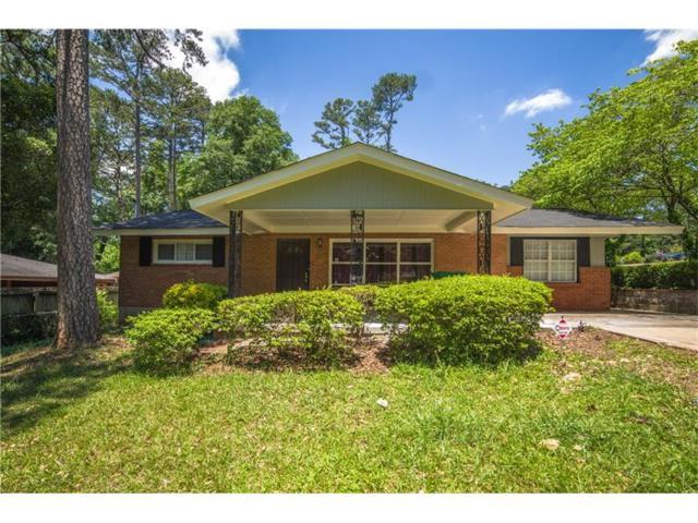 3490 Longleaf Drive, Decatur, GA 30032 (MLS #5857826) :: North Atlanta Home Team