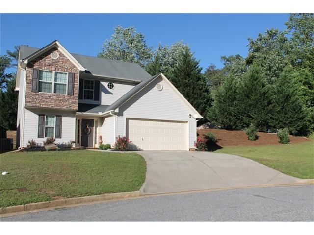 141 Sandberg Way, Dawsonville, GA 30534 (MLS #5857942) :: North Atlanta Home Team