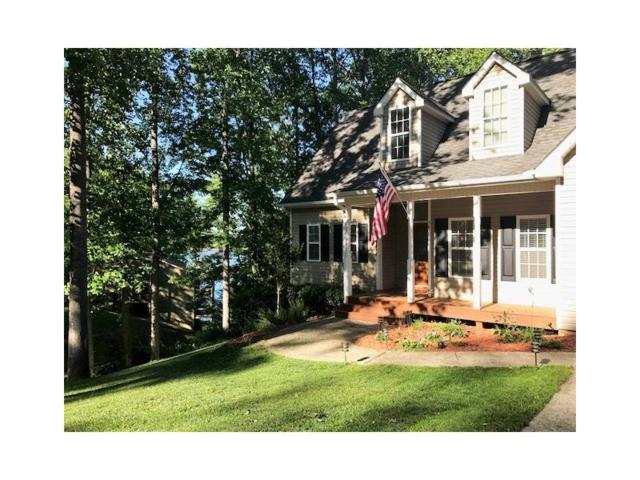 58 Longview Drive, Dawsonville, GA 30534 (MLS #5858048) :: North Atlanta Home Team