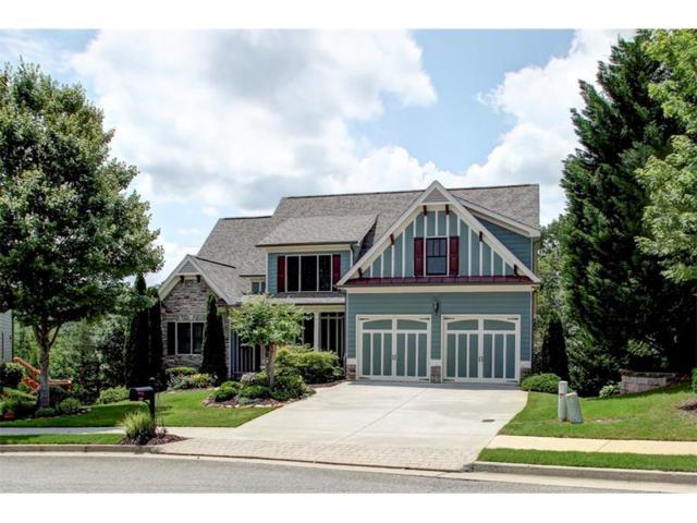 228 Towering Peaks, Canton, GA 30114 (MLS #5858184) :: Path & Post Real Estate