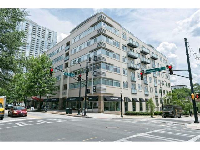 805 Peachtree Street NE #312, Atlanta, GA 30308 (MLS #5858244) :: North Atlanta Home Team