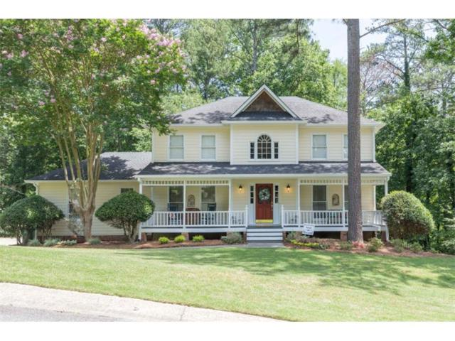 354 Flat Rock Drive, Lawrenceville, GA 30044 (MLS #5858450) :: North Atlanta Home Team