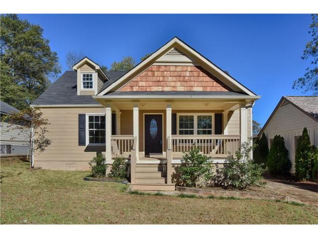 1317 Mercer Avenue, East Point, GA 30344 (MLS #5858653) :: North Atlanta Home Team