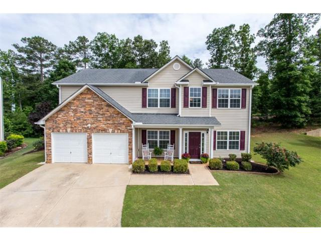 201 Barberry Lane, Dallas, GA 30132 (MLS #5858661) :: North Atlanta Home Team
