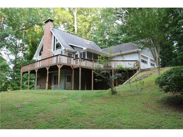 134 Blue Ridge Overlook, Dawsonville, GA 30534 (MLS #5858685) :: North Atlanta Home Team