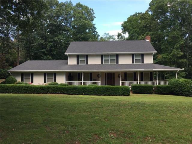 260 Foggy Bottom Drive, Carrollton, GA 30116 (MLS #5858694) :: North Atlanta Home Team