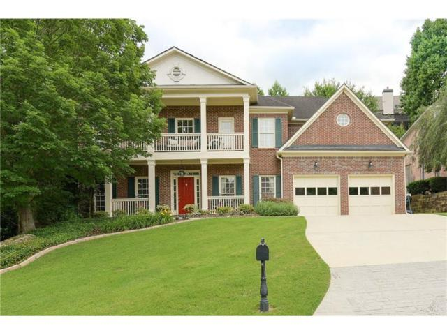 3833 Tynemoore Walk SE, Smyrna, GA 30080 (MLS #5858846) :: North Atlanta Home Team