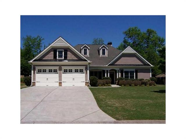 204 S Mountain Brook Way, Ball Ground, GA 30107 (MLS #5858864) :: North Atlanta Home Team
