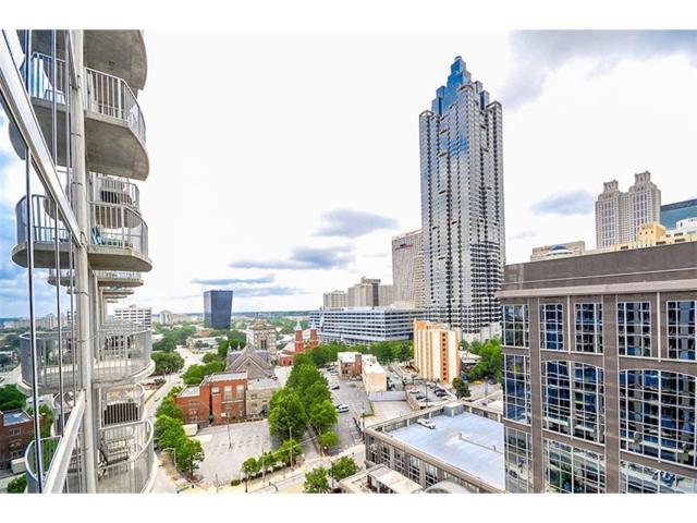 400 W Peachtree Street NW #1706, Atlanta, GA 30308 (MLS #5858899) :: North Atlanta Home Team