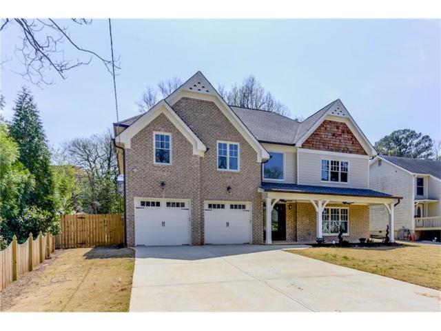 1401 Merry Lane NE, Atlanta, GA 30329 (MLS #5858996) :: North Atlanta Home Team