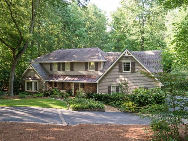 3805 Lakeshore Drive SE, Marietta, GA 30067 (MLS #5859043) :: North Atlanta Home Team