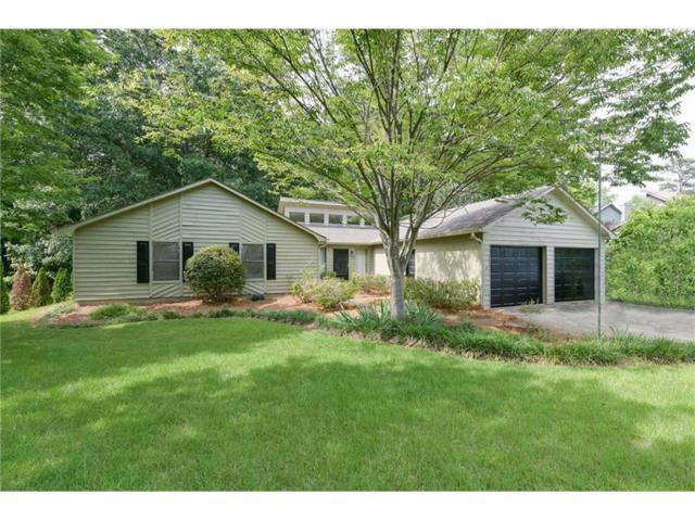 2833 Howard Drive NE, Marietta, GA 30062 (MLS #5859044) :: North Atlanta Home Team
