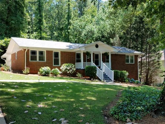 434 Kenilworth Circle, Stone Mountain, GA 30083 (MLS #5859080) :: North Atlanta Home Team