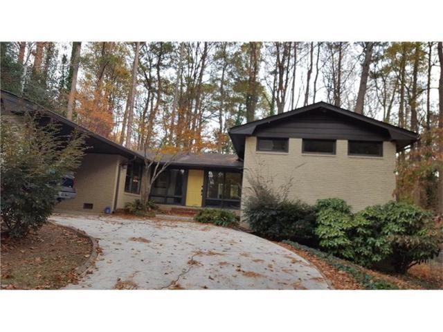 2513 Foster Ridge Court NE, Atlanta, GA 30345 (MLS #5859093) :: North Atlanta Home Team
