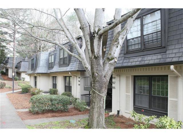 157 Maribeau Square #157, Atlanta, GA 30327 (MLS #5859197) :: North Atlanta Home Team