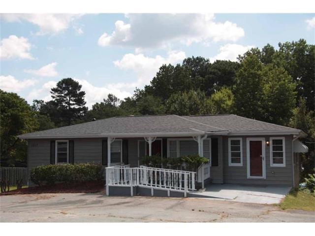 1227 Braselton Highway, Lawrenceville, GA 30043 (MLS #5859230) :: North Atlanta Home Team
