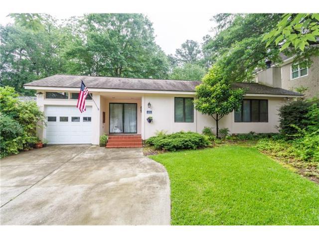 404 Golfview Road NW, Atlanta, GA 30309 (MLS #5859248) :: North Atlanta Home Team