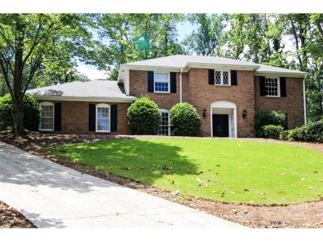 300 Amherst Court, Sandy Springs, GA 30328 (MLS #5859298) :: North Atlanta Home Team