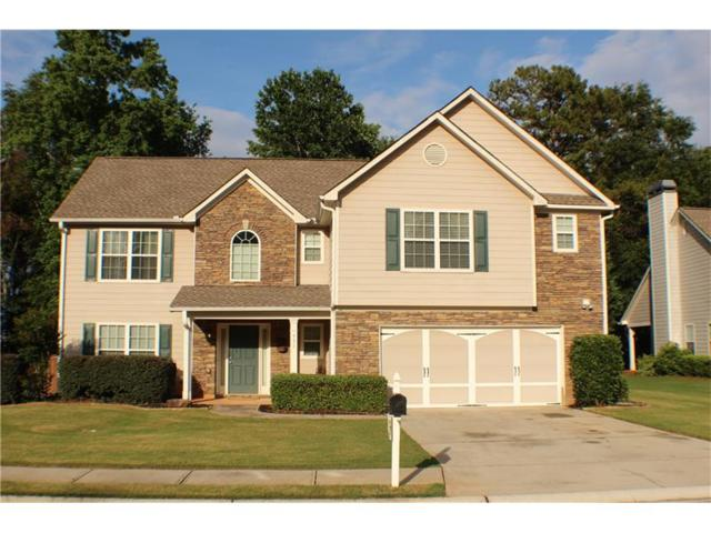 331 Andrew Ridge Drive, Jefferson, GA 30549 (MLS #5859377) :: North Atlanta Home Team