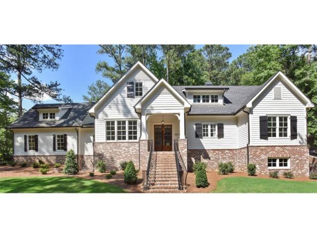 3257 W Roxboro Road, Atlanta, GA 30324 (MLS #5859452) :: North Atlanta Home Team