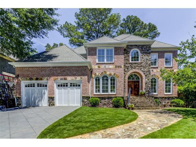 2673 Brookwood Drive, Atlanta, GA 30305 (MLS #5859510) :: North Atlanta Home Team