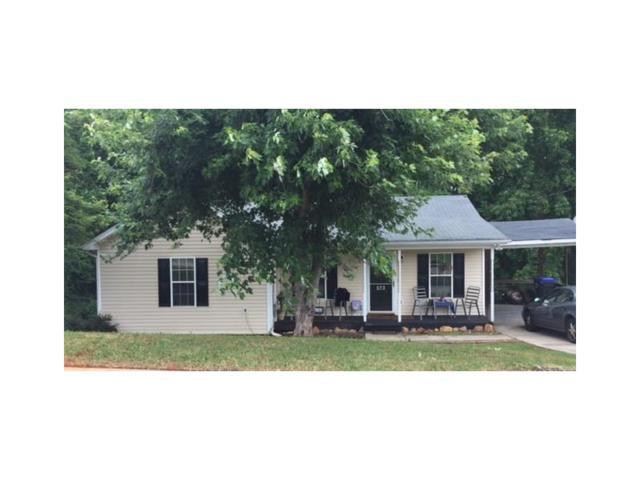 573 Elrod Avenue, Jefferson, GA 30549 (MLS #5859515) :: North Atlanta Home Team