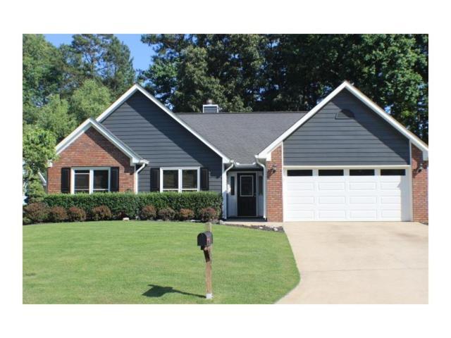 435 Paris Drive, Lawrenceville, GA 30043 (MLS #5859572) :: North Atlanta Home Team