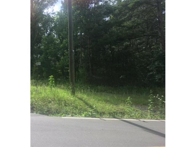 00 Henderson Mountain Road, Jasper, GA 30143 (MLS #5859620) :: North Atlanta Home Team