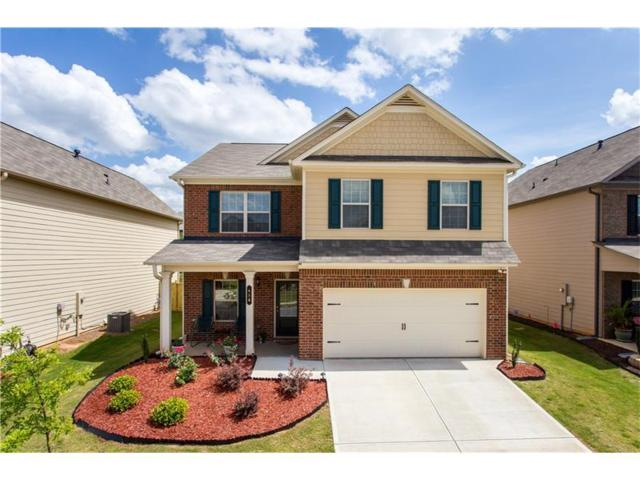 458 Glen Terra Trace, Lawrenceville, GA 30045 (MLS #5859630) :: North Atlanta Home Team