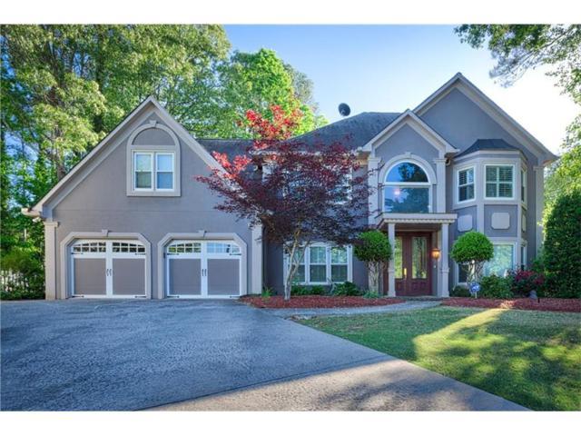 5583 Forkwood Drive NW, Acworth, GA 30101 (MLS #5859638) :: North Atlanta Home Team