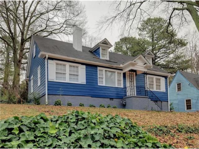 1262 Cahaba Drive SW, Atlanta, GA 30311 (MLS #5859654) :: North Atlanta Home Team
