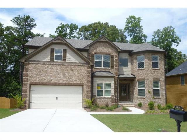 2841 Summit Valley Drive, Dacula, GA 30019 (MLS #5859672) :: North Atlanta Home Team