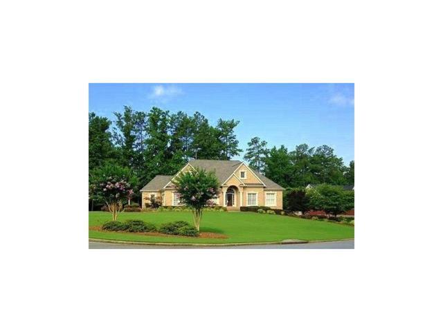 1205 Flowerwood Circle NW, Kennesaw, GA 30152 (MLS #5859749) :: North Atlanta Home Team