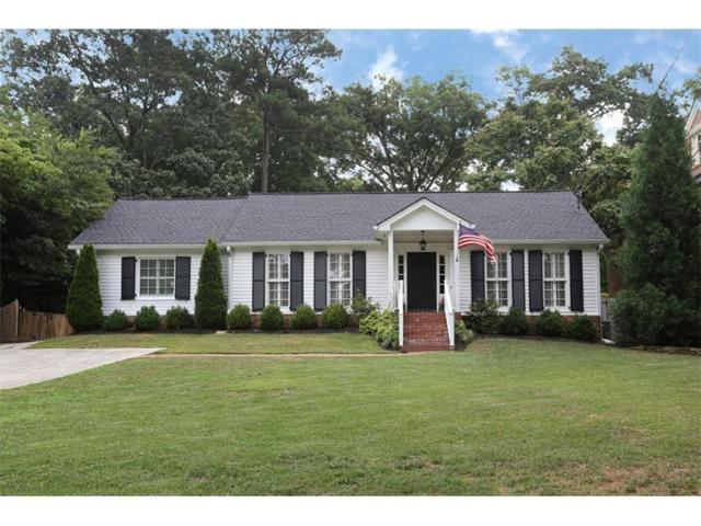 4691 E Conway Drive NW, Atlanta, GA 30327 (MLS #5859804) :: North Atlanta Home Team