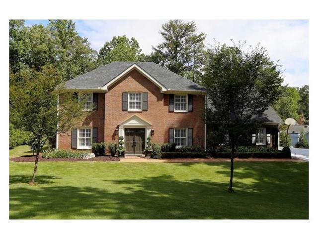 1116 Princeton Walk NE, Marietta, GA 30068 (MLS #5859827) :: North Atlanta Home Team