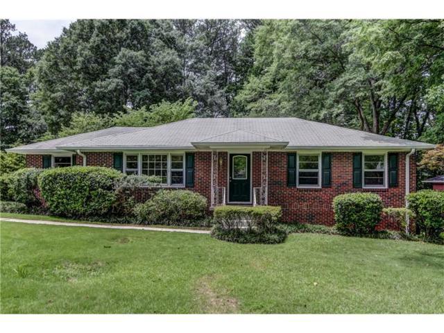 2940 Stonecreek Road SE, Smyrna, GA 30080 (MLS #5859847) :: North Atlanta Home Team