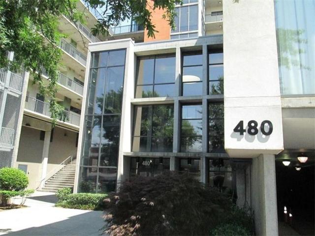 480 John Wesley Dobbs Avenue NE #307, Atlanta, GA 30312 (MLS #5859882) :: North Atlanta Home Team