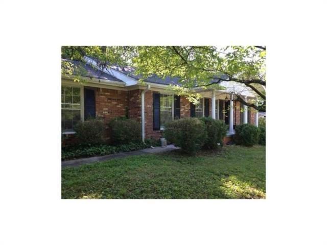 1206 Hickory Drive, Lilburn, GA 30047 (MLS #5859917) :: North Atlanta Home Team